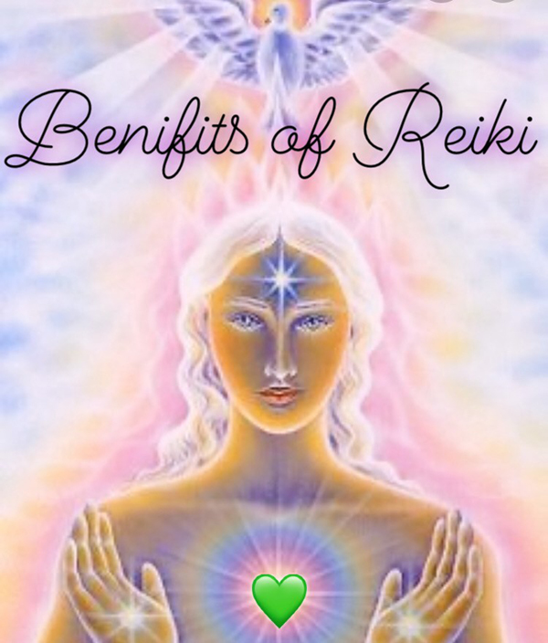 benefits of practicing reiki