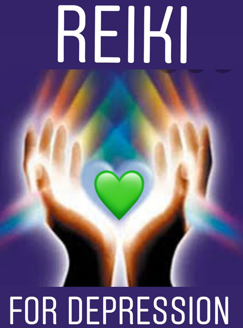 reiki to help fight depression